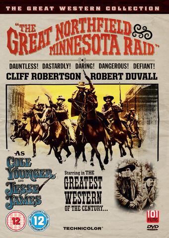 The Great Northfield Minnesota Raid (Great Western Verzameling)
