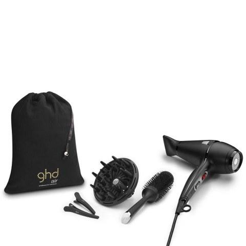 ghd Air Kit (ghd Diffuser and Size 3 Ceramic Brush)