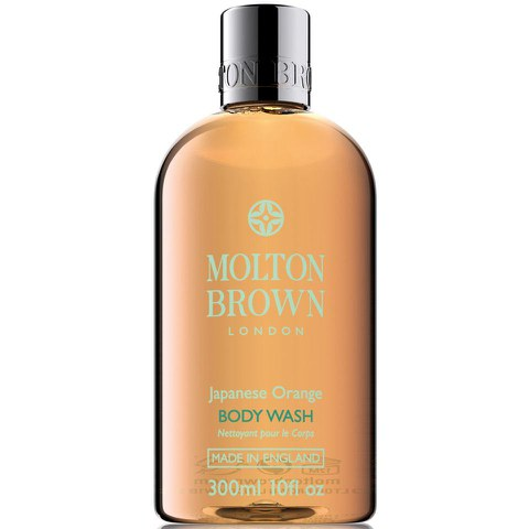 Molton Brown gel douche de l'orange japonaise