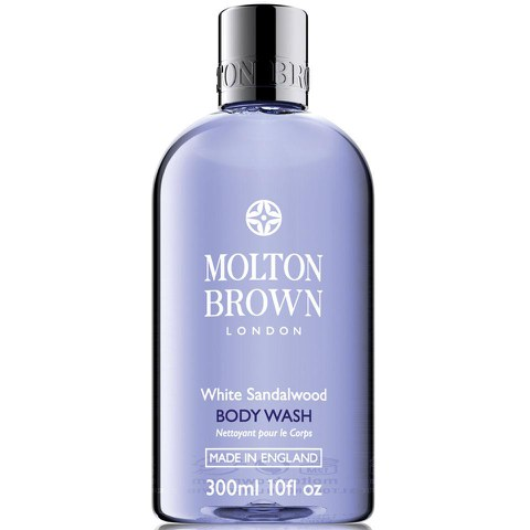 Gel de ducha Molton Brown - Sándalo blanco