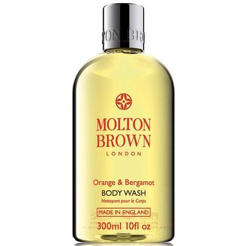 Molton Brown Orange & Bergamot Body Wash