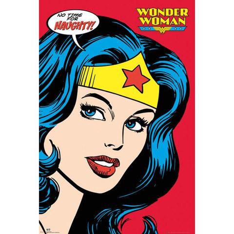 DC Comics Wonder Woman Close Up - Maxi Poster - 61 x 91.5cm