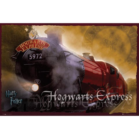 Harry Potter Hogwarts Express - Maxi Poster - 61 x 91.5cm