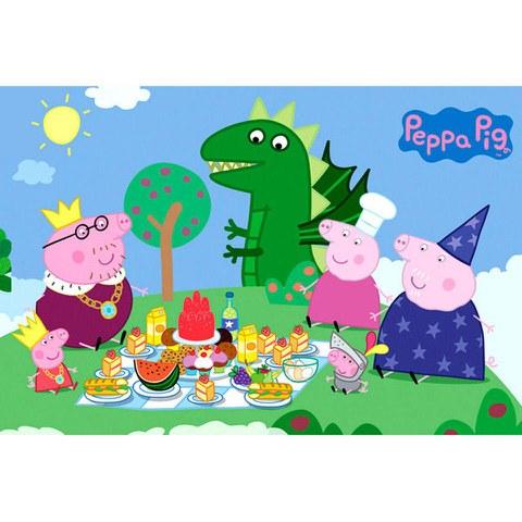 Peppa Pig Princess Picnic - Maxi Poster - 61 x 91.5cm