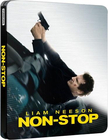 Non Stop - Steelbook Editie