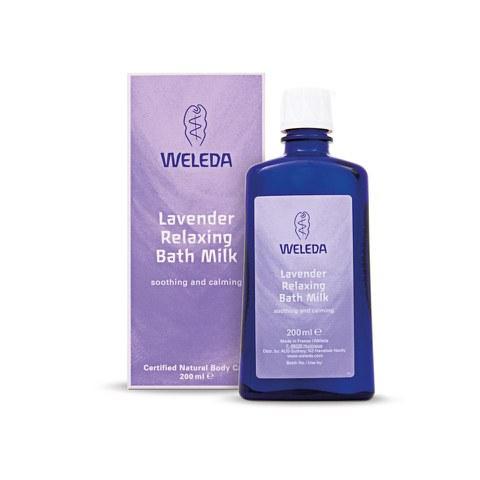 Weleda Lavendel-Entspannungsbad (200ml)