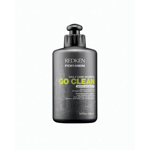 Shampoing purifiant Go Clean Redken For Men (300ml)