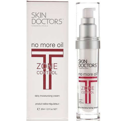 Emulsión seborreguladora Skin Doctors T-Zone Control No More Oil (30ml)