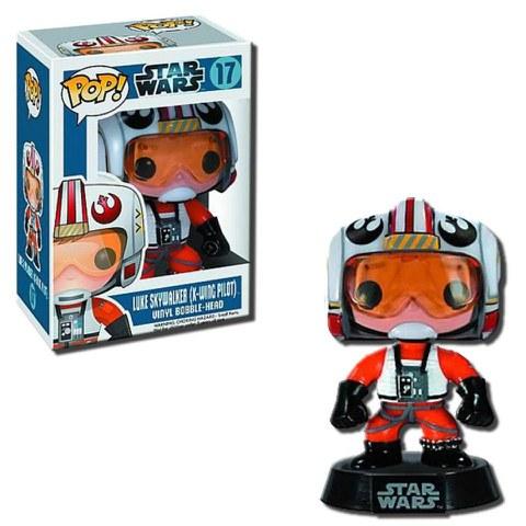 Star Wars X-Wing Pilot Luke Funko Pop! Bobblehead Figuur