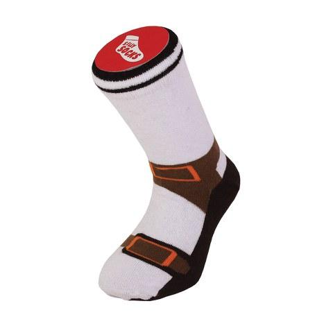 Silly Socks - Kids Sandal (Size 1-4)