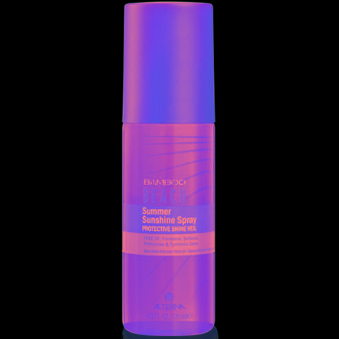 Alterna Bamboo Beach Sunshine Protect and Shine Spray (125ml)