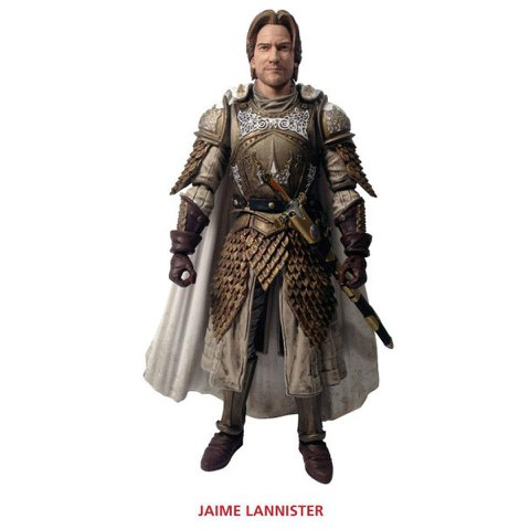 Game of Thrones Legacy Collection Actionfigur Serie 2 Jaime Lannister
