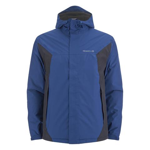 Merrell Men's Fallon Insulated Water Resistant Jacket - Michigan Blue