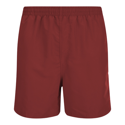 Zoggs Men's Penrith 17 Inch Swim Shorts - Red