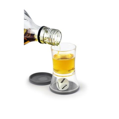Mixology Loaded Dice Shot Glass