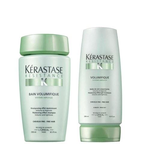 K rastase volumising duo free delivery for Kerastase bain miroir shine