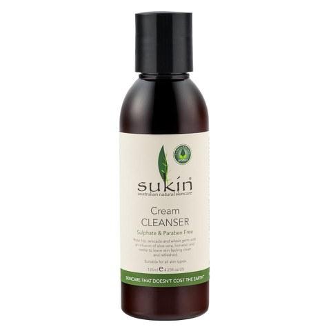 Sukin Cream Cleanser (125ml)