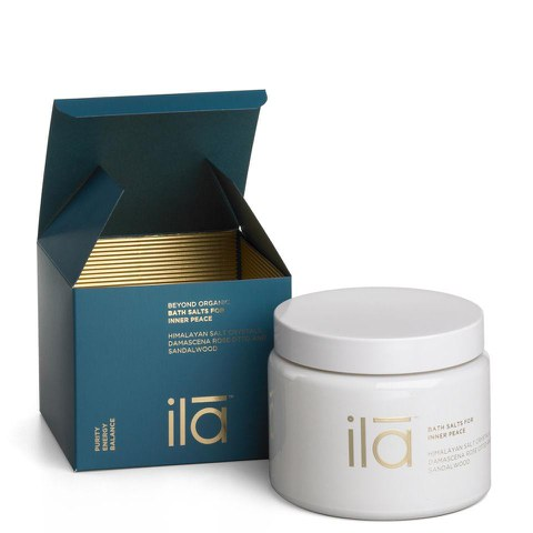 ila-spa Bath Salts for Inner Peace 500g