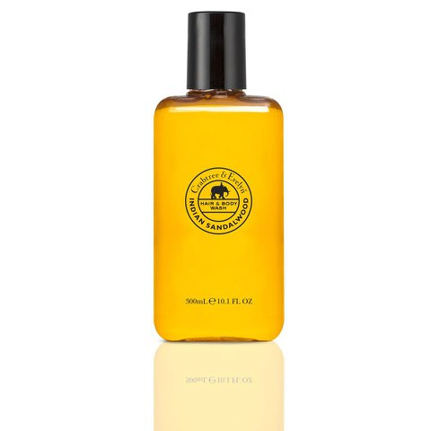 Crabtree & Evelyn Indian Sandalwood Hair and Body Wash (300ml)