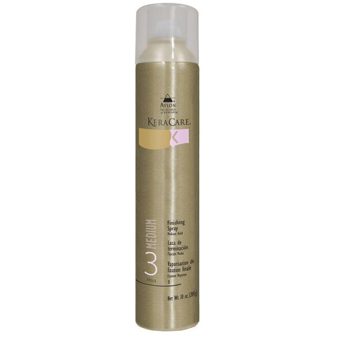 KeraCare Finishing Spray Med Hold (10oz)