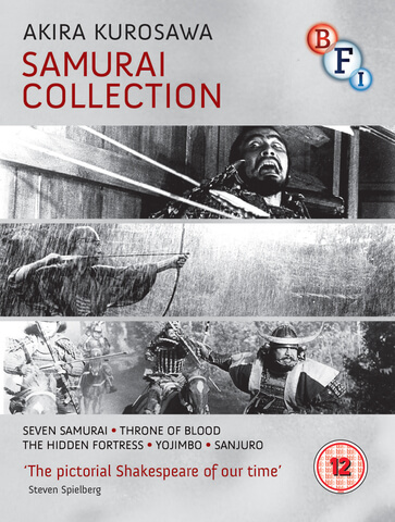 Kurosawa: The Samurai Collection