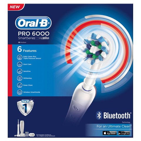 Oral-B POC Handle Triumph Pro 6000
