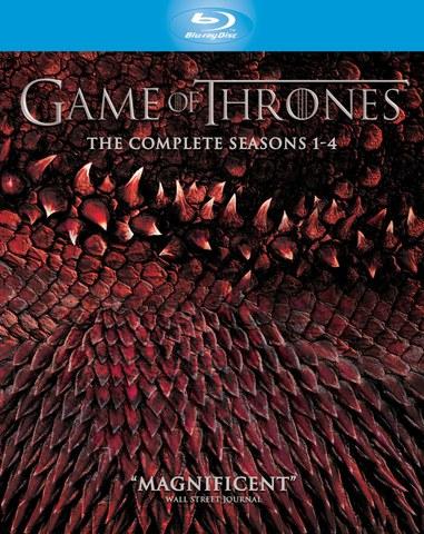 Game of Thrones - Staffel 1-4