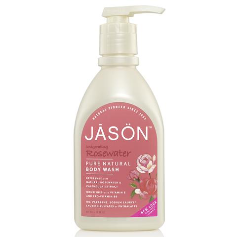 JASON Invigorating Rosewater Body Wash 887ml