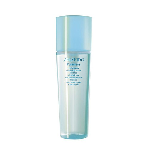 Shiseido Pureness Refreshing Cleansing Water Oil Free (150ml)