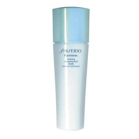 Shiseido Pureness Foaming Cleansing Fluid (150ml)