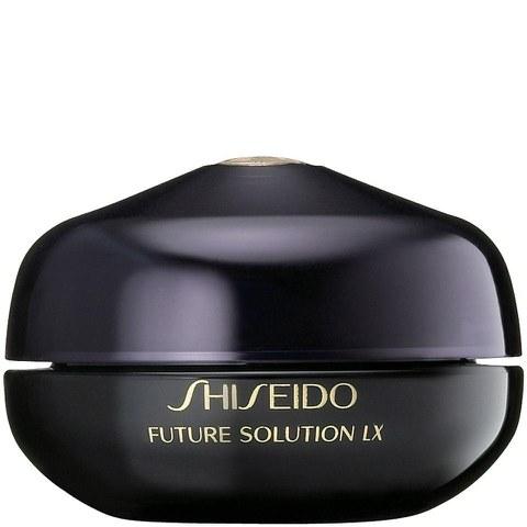 Crema regeneradora ojos y contorno de labios Shiseido Future Solution LX (15ml)