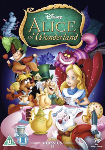 Alice In Wonderland (Animated)