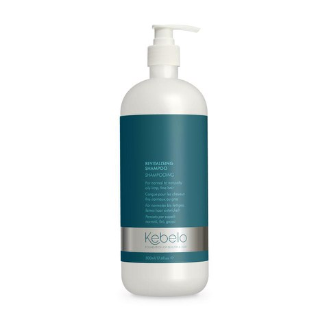 Kebelo Revitalising Shampoo (500ml)