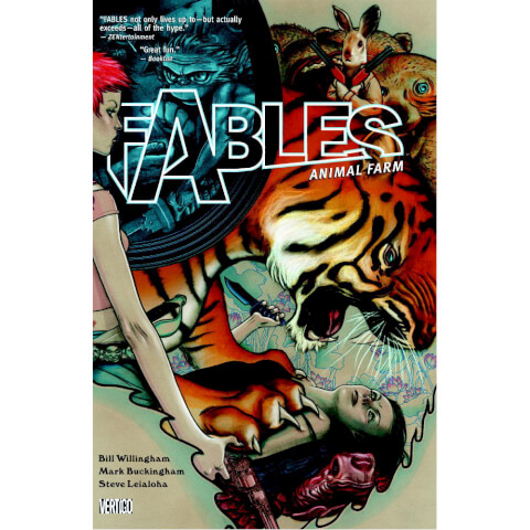 Fables: Animal Farm - Volume 02 Paperback Graphic Novel