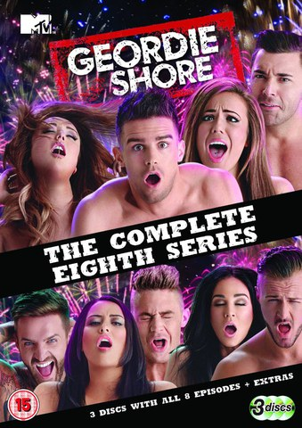 Geordie Shore: The Complete Eighth Series