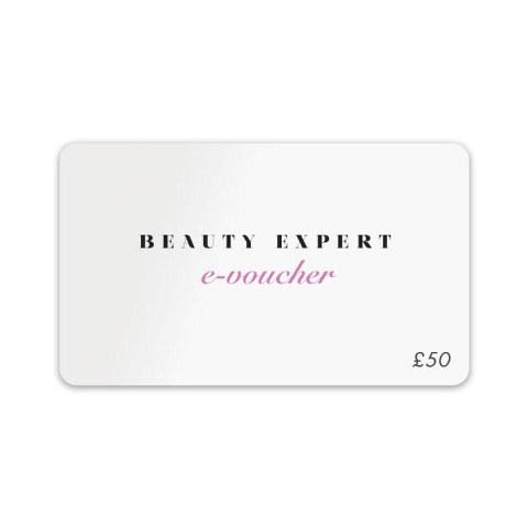 £50 Beauty Expert Gift Voucher
