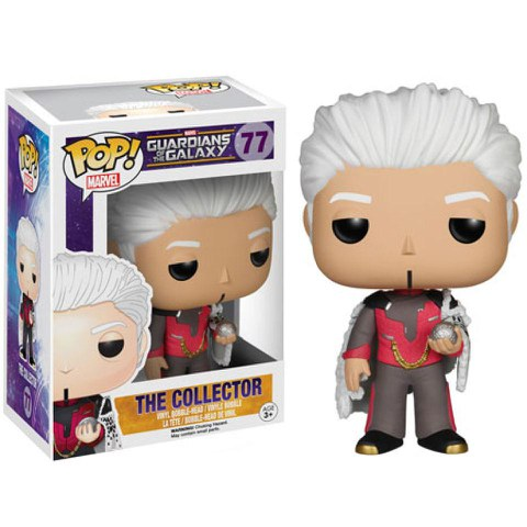 Marvel Guardians of the Galaxy The Collector Pop! Vinyl Figure