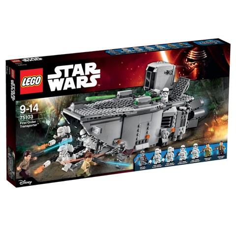 LEGO Star Wars: First Order Transporter™ (75103)