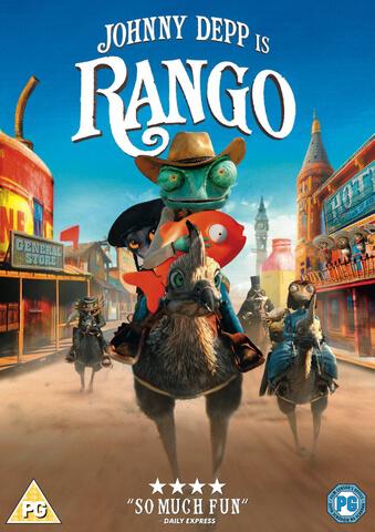 Rango (Re-sleeve)