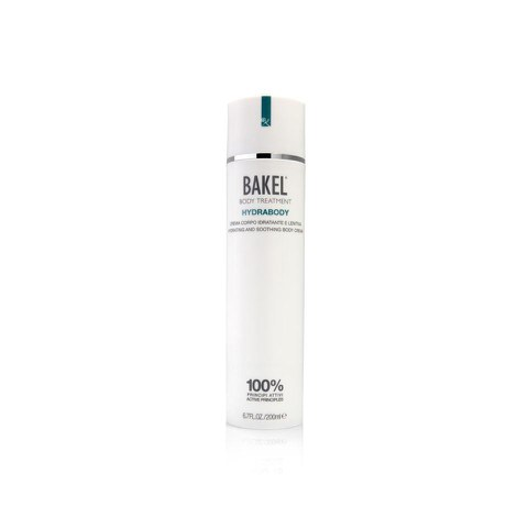 BAKEL Hydrabody Hydrating and Soothing Body Cream (200ml)