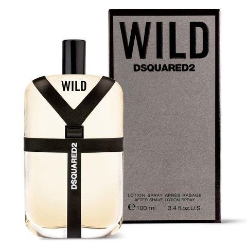 Dsquared2 Wild Aftershave Lotion 100ml