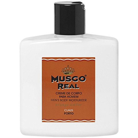 Musgo Real Body Cream - Orange Amber