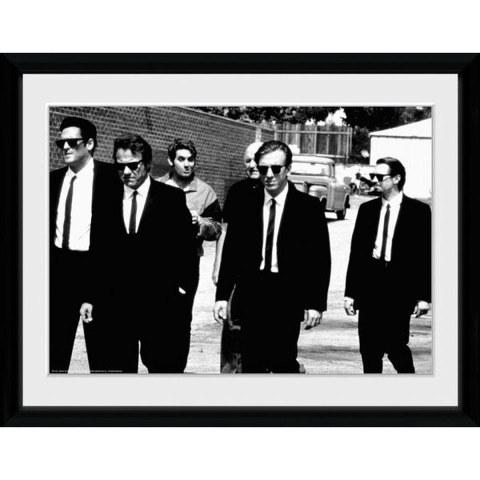 Reservoir Dogs Lets Go - 16x12 Framed Photographic