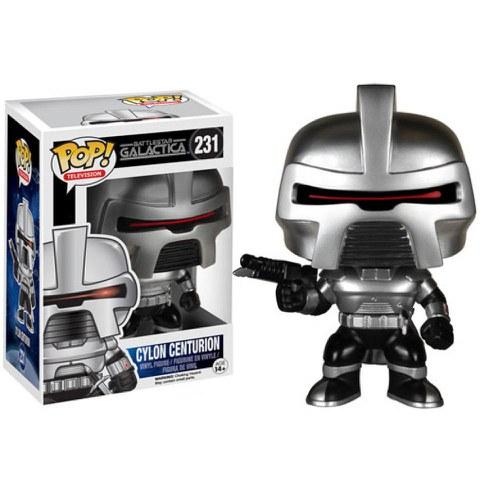 Battlestar Galactica Classic Cylon Centurion Funko Pop! Figuur