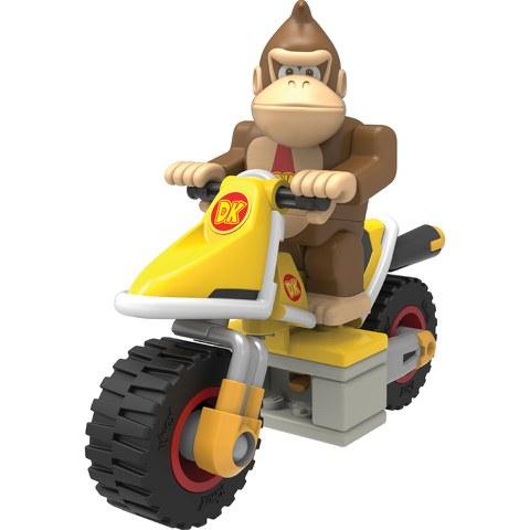 K'NEX Mario Kart: Donkey Kong Hover Bike Building Set (38497)