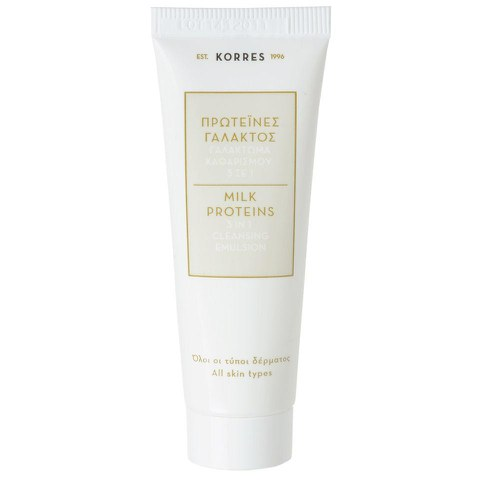 Korres Milk Proteins 3 in 1 Cleansing Emulsion (16ml)