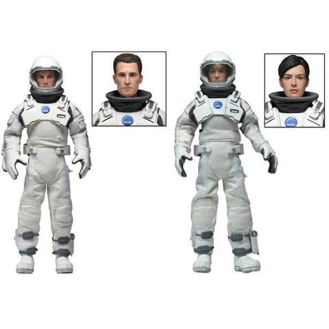 NECA Interstellar Clothed 8 Inch Figure Pack