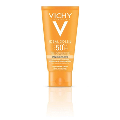 Vichy Ideal Soleil Velvety BB Cream SPF 50 50ml