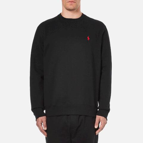 Polo Ralph Lauren Men's Long Sleeve Crew Neck Sweatshirt - Polo Black