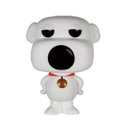Family Guy Brian Griffin Funko Pop! Figuur